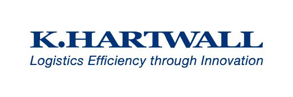 tažné soupravy a přepravní vozíky k.hartwall, logo