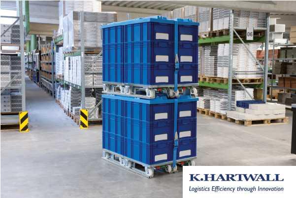 tazne soupravy a prepravni voziky k.hartwall