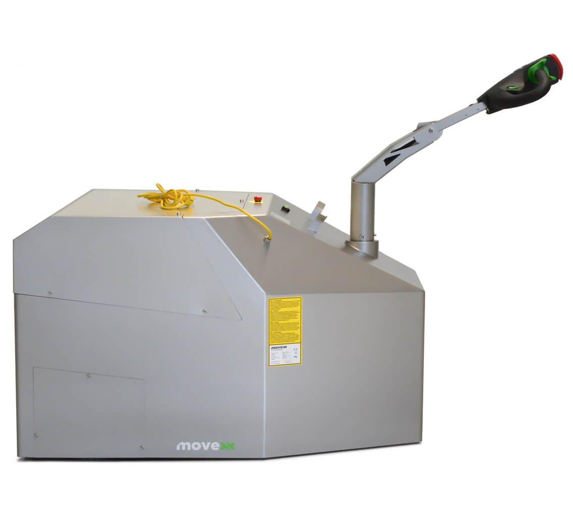 elektrický ručně vedený tahač t6000-cleanroom je novinka 2021 a utáhne až 6 tun nákladu, foto z profilu