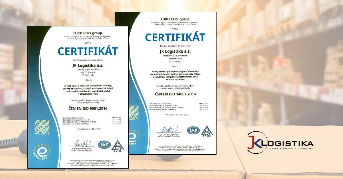 V čem spočívají certifikáty ISO a proč se vyplatí je mít?