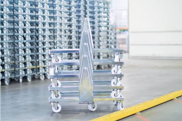 prepravni vozik lean dolly k.hartwall jk logistika