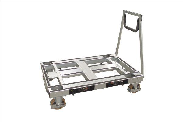prepravni vozik pallet size dolly k.hartwall jk logistika