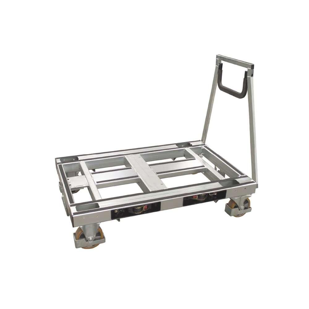 plošinový vozík pallet size dolly od k.hartwall