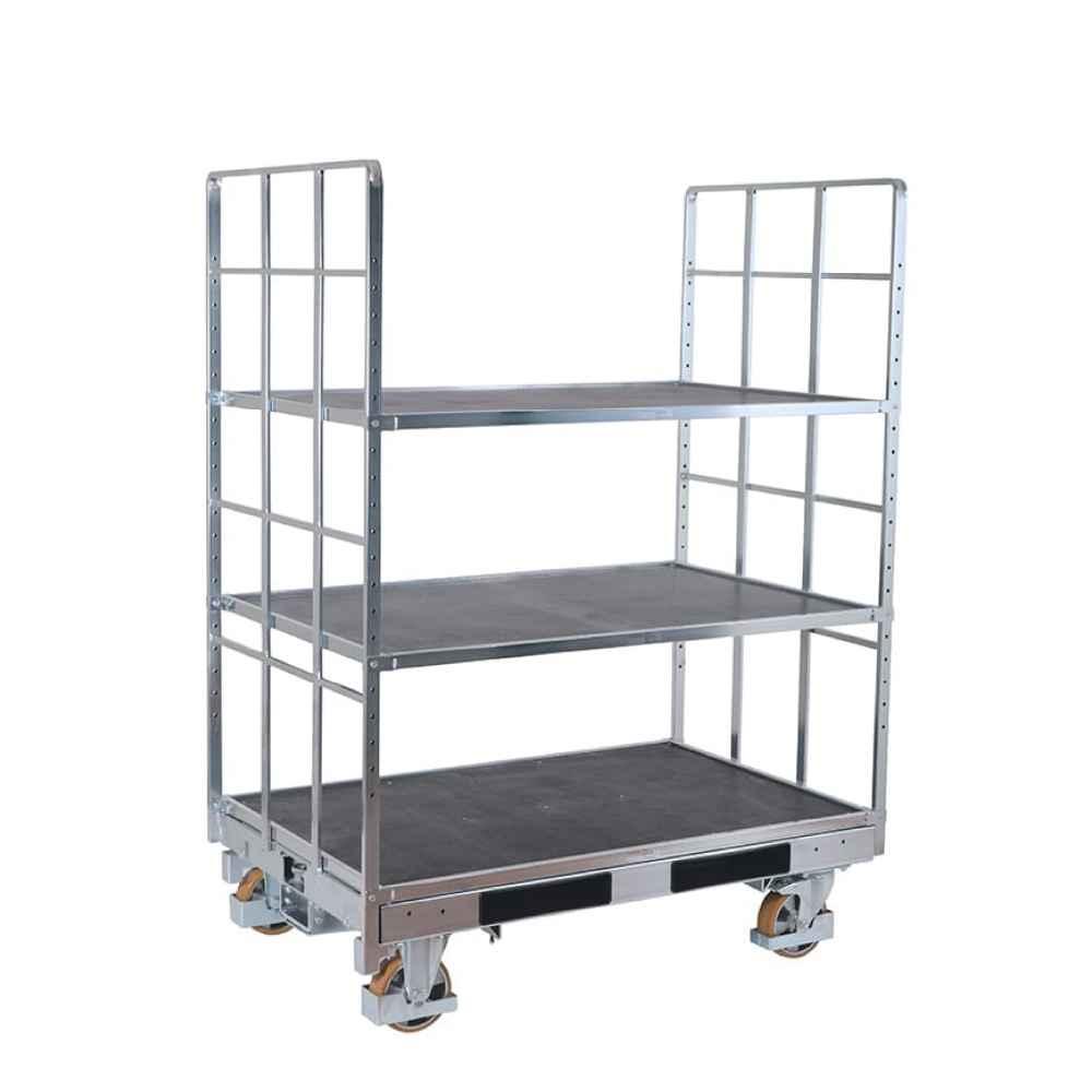policový přepravní vozík na klt boxy shelf wagon od k.hartwall