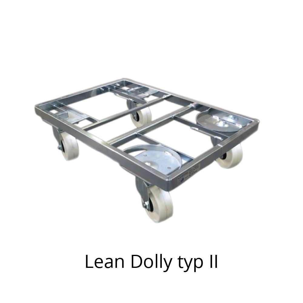 přepravní vozík dolly typ II 600x400 mm od k.hartwall
