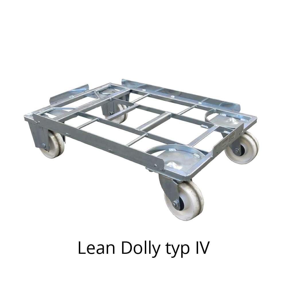 přepravní vozík dolly typ IV 600x400 mm od k.hartwall