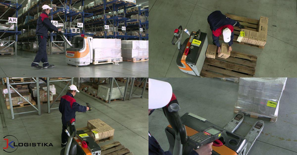 Jak využít WMS (Warehouse Management System) pro výpočet produktivity skladníků?