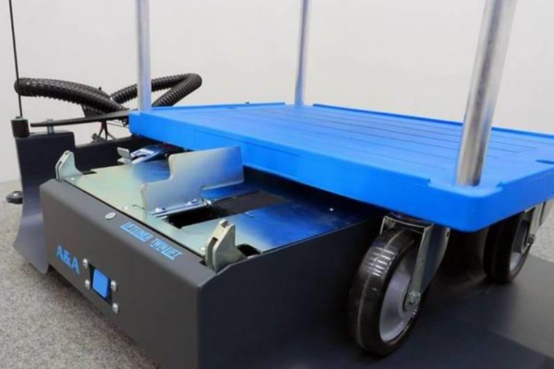 b-rámy liftliner s přepravním vozíkem elephant dolly
