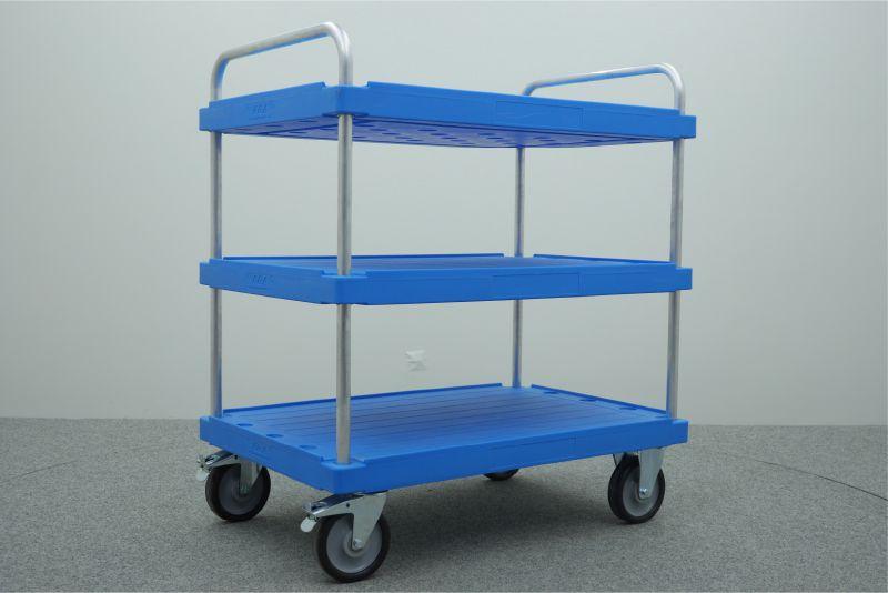 přepravní vozík policový elephant board od k.hartwall