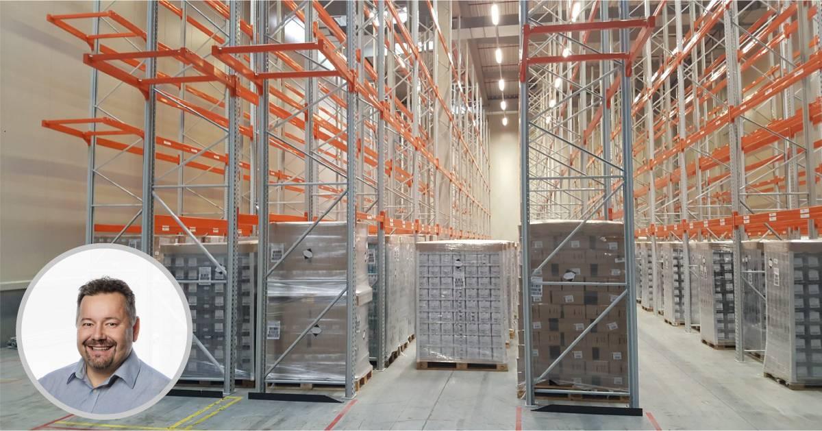 Rozhovor: Manažer provozní logistiky Michal Maršala vypráví o řízení a optimalizaci skladu