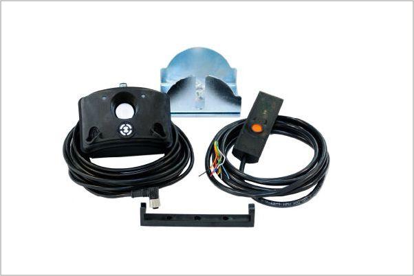 bezpečnostní systém safe&alert od sis jako parkovací asistent pro vzv a manipulační techniku