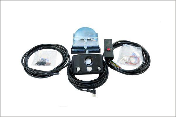 bezpečnostní systém senzor safe&stop od sis pro bezpečné couvání vzv a manipulační techniky
