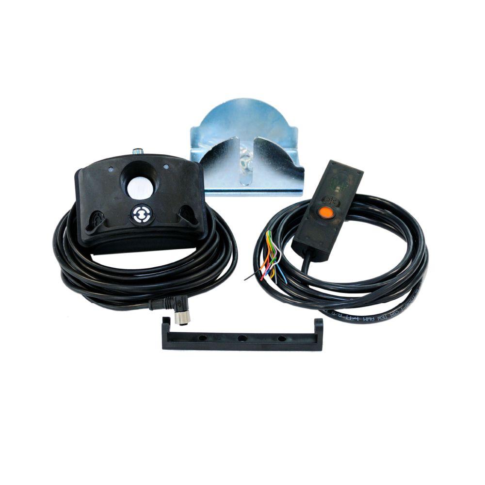 bezpečnostní systém safe&alert značky sis slouží jako senzor a parkovací asistent při couvání vzv a průmyslových strojů