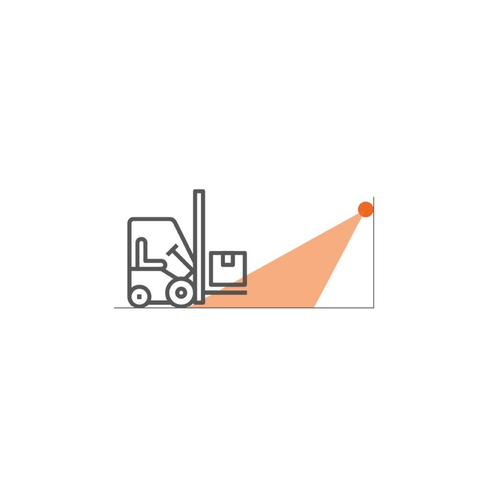 bezpečnostní systém safetraffic značky sis zvyšuje bezpečnost provozu na špatně přehledných místech
